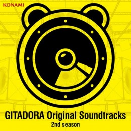 『GITADORA Original Soundtracks 2nd season』