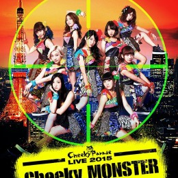 Cheeky Parade 『Cheeky Parade LIVE 2015 「Cheeky MONSTER~腹筋大博覧會~」』